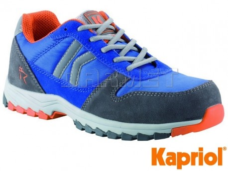 Safety Shoes DEBRY S1-P HRO - Low Version, Blue-Grey, Size 45 ...