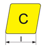 C length