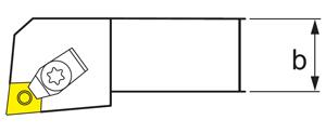 Tool width