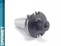 Tuleja redukcyjna DIN40 - Morse MS1 z gwintem - DARMET (DM-390)