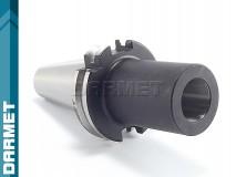 Tuleja redukcyjna DIN40 - Morse MS3 z gwintem - DARMET (DM-390)