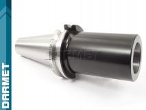 Tuleja redukcyjna DIN40 - Morse MS4 z gwintem - DARMET (DM-390)