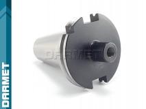 Tuleja redukcyjna DIN50 - Morse MS1 z gwintem - DARMET (DM-390)