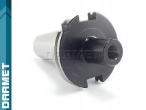 Tuleja redukcyjna DIN50 - Morse MS2 z gwintem - DARMET (DM-390)