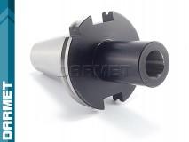 Tuleja redukcyjna DIN50 - Morse MS3 z gwintem - DARMET (DM-390)