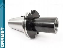Tuleja redukcyjna DIN50 - Morse MS4 z płetwą - DARMET (DM-388)