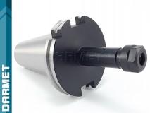 Oprawka zaciskowa do tulejek ER16 - DIN50 - 60MM - DARMET (DM-400)