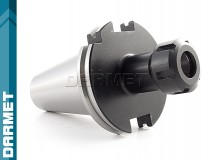 Oprawka zaciskowa do tulejek ER25 - DIN50 - 70MM - DARMET (DM-400)