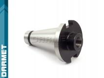 SK50 PTEa Tuleja redukcyjna ISO50 - MS3 Morse z gwintem - DARMET (DM-153)