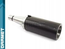 SK40 PTEa Tuleja redukcyjna ISO40 - MS5 Morse z gwintem - DARMET (DM-153)