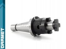 SK40 Trzpień frezarski uniwersalny z zabierakiem ISO40 - 27MM (DM-236)