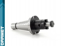 SK40 Trzpień frezarski uniwersalny z zabierakiem ISO40 - 16MM (DM-236)