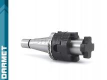 SK30 Trzpień frezarski uniwersalny z zabierakiem ISO30 - 27MM (DM-236)