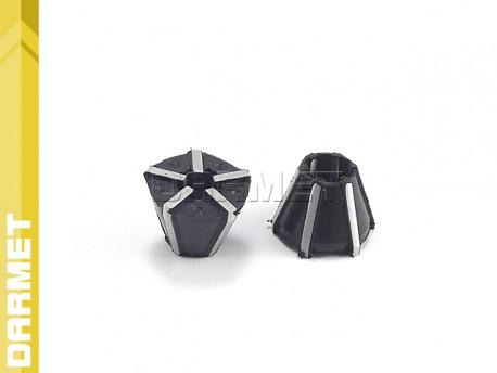 RUBBERFLEX Collets for GGZR Tapping Head M8/M18 (2 pcs)