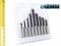 Zestaw noży do głowicy wytaczarskiej 10-125 mm - DARMET (GWZN-50)