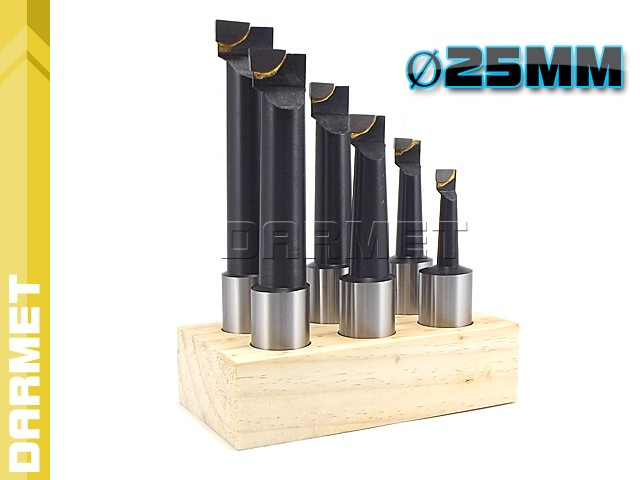 Boring Bars Set for Boring Heads, 15-320MM (GWZN-100)