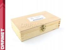 6 pairs Parallel Set 150x4,6mm 20-30mm range of heights - DARMET (PB157-1)