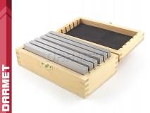 Zestaw 6 par   Bloczki równoległościenne   podkładki frezarskie 150 x 4,6 mm - DARMET (PB157-2)