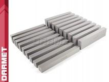 Zestaw 18 par | Bloczki równoległościenne | podkładki frezarskie 150 x 8 mm - DARMET (PB154-1)