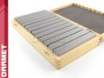 Zestaw 12 par | Bloczki równoległościenne | podkładki frezarskie 150 x 10 mm - DARMET (PB155-2)