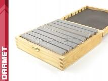 Zestaw 8 par | Bloczki równoległościenne | podkładki frezarskie 160 x 8 mm - DARMET (PB156-2)