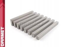 Zestaw 8 par | Bloczki równoległościenne | podkładki frezarskie 200 x 8 mm - DARMET (PB156-3)