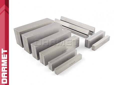 9 pairs Parallel Set 100-200x5-31mm 16-62mm range of heights - DARMET (PB161)