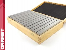 14 pairs Parallel Set 200x10mm 14-50mm range of heights - DARMET (PB150-4)