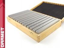 Zestaw 14 par | Bloczki równoległościenne | podkładki frezarskie 200 x 10 mm - DARMET (PB150-4)