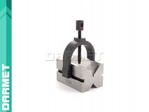 V-Block with Stirrup Clamp - 33MM (VZ33A)