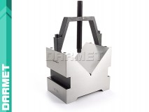 V-Block with Stirrup Clamp - 110MM (VZ130B)