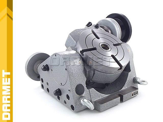 Tilting Rotary Machining Table - 160MM (DM-3441)