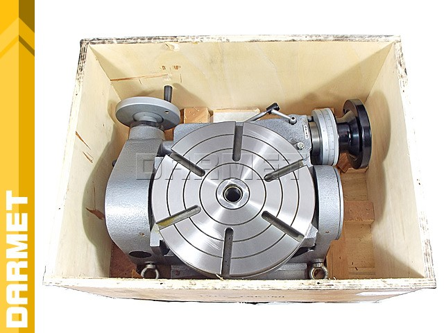 Tilting Rotary Machining Table - 250MM (DM-3441)