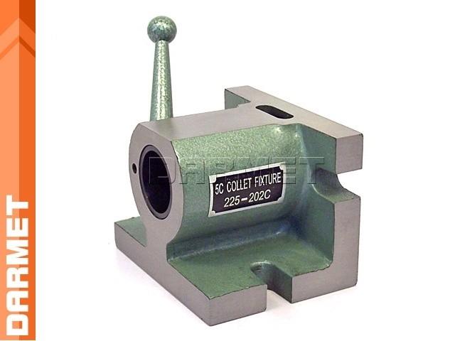 Horizontal & Vertical 5C Collet Holding Fixture (DM-266 C)