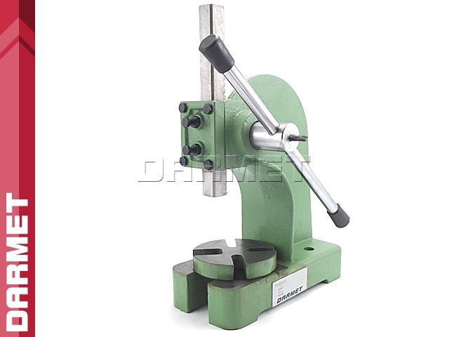 Manual Power Arbor Press - 2 Ton Pressure