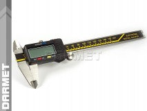 """Suwmiarka elektroniczna 150MM / 6"""" - Darmet (132-320A)"""