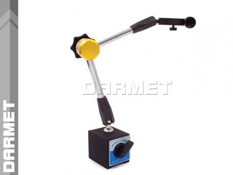 Statyw magnetyczny przegubowy z zaciskiem mechanicznym do czujników - Darmet (101)