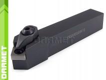 External turning toolholder: DSSNR-2525-M12