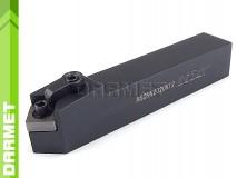 External turning toolholder: MSDNN-2525-M12