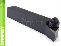 External turning toolholder: WTQNL-2525-M16