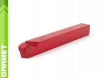 Straight Turning Tool Bit DIN 4971, Left - H20 (K20), 16x16, for Cast Iron