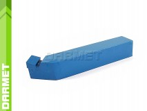 Bent Turning Tool Bit DIN 4972, Left - S10 (P10), 25x25, for Steel
