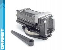Imadło maszynowe obrotowe 100 mm do frezarki - FQ100/80 DARMET