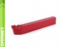 Side Bent Turning Tool Bit DIN 4978, Left - H20 (K20), 25x16, for Cast Iron