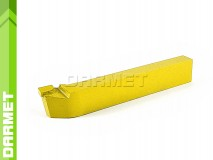 Side Bent Turning Tool Bit DIN 4978, Left - U10 (M10), 40x25, for Stainless Steel