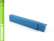 Wide Face Turning Tool Bit DIN 4976 - S20 (P20), 40x25, for Steel