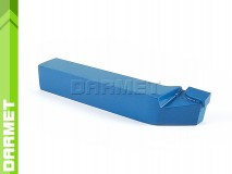 Offset Side Turning Tool Bit DIN 4980, Right - S10 (P10), 20x20, for Steel