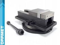 Imadło maszynowe obrotowe 100 mm do frezarki - FQM100/100 DARMET