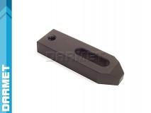 Strap clamp, straight RLF - M12 - 125MM - DARMET