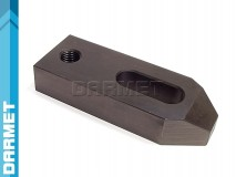 Strap clamp, straight RLF - M12 - 100MM - DARMET